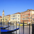Panoramic view of Grand Canal — Stock Photo