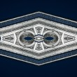 Arc de Triomphe pattern — Stockfoto