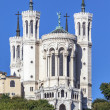 Basilicof notre dame de fourviere — Stock Photo #25301489