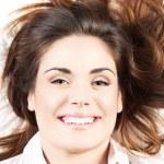 Portrait of happy woman — Stock Photo #25930377