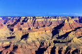 Horizontal view of Grand Canyon — Stock Photo