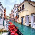 Romantic Venetian scenery — Stock Photo