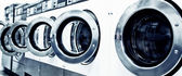 Washing machines — Stock Photo