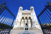 Basílica de fourvière de lyon — Foto de Stock