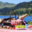 Picnic time — Stock Photo