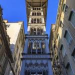 Santa Justa elevator — Stock Photo #30453423