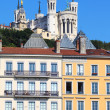 View of Notre Dame de Fourviere — Stock Photo #30908983