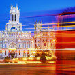 Plaza de la Cibeles — Stock Photo #32108405