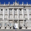 Royal Palace — Stock Photo