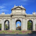 The Puerta de Alcala — Stock Photo