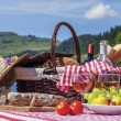 French picnic — Stock Photo