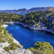 Calanques of Port Pin — Foto Stock