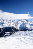 Winter mountain — Стоковое фото