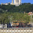 View of Notre Dame de Fourviere — Stock Photo #33714129