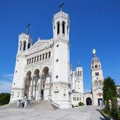 Basilica of Notre Dame de Fourviere — Stock Photo