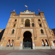 Plaza de Toros — Stock Photo