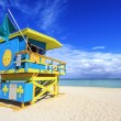 Stock Photo: Miami Beach Florida