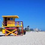 Lifeguard tower — Stock Photo #40169997