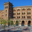 Stock Photo: Famous Las Ventas Bullring