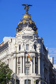 Madrid, capital of Spain — Stock Photo