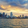 Miami, panoramic view — Stock Photo