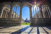 Campo Santo of Pisa — Stock Photo