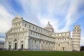 Piazza Miracoli in Pisa — Stock Photo