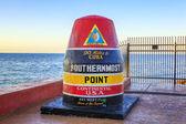 Florida boje zeichen — Stockfoto