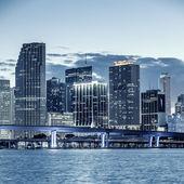 CIty of Miami Florida — Stock Photo