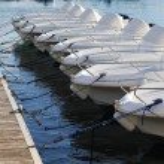 Boat rental — Stock Photo #4669588