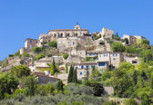 Famous Gordes medieval village — Stock Photo