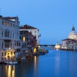 Panoramic view of the Grand Canal — Stock Photo #48940065