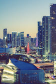 Miami, special photographic processing — Stock Photo