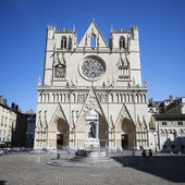 Saint Jean Cathedral  — Stock Photo