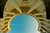 Antik columns — Stock Photo