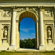 Stock Photo: Detail of antique colonnade