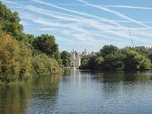 St James Park — Foto Stock