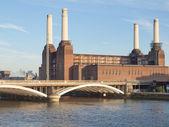 巴特西电站伦敦 — 图库照片