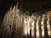 Abadía de westminster — Foto de Stock