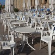 Stock Photo: Alfresco bar