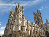 Canterbury Cathedral — Foto Stock