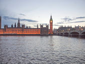 Houses of Parliament — Stock Photo