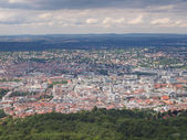 Stuttgart, Germany — Stockfoto