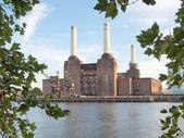Battersea Powerstation London — Stock Photo