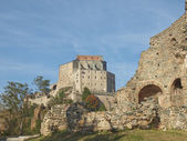 Sacra di San Michele abbey — Stock Photo