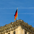 Berlin Reichstag — Stock Photo #14806759