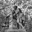 Stock Photo: Shakespeare statue