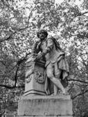 Shakespeare statue — Stock Photo