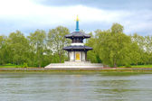 Peace Pagoda, London — Stock Photo
