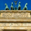 Brandenburger Tor, Berlin — Stock Photo #16800635